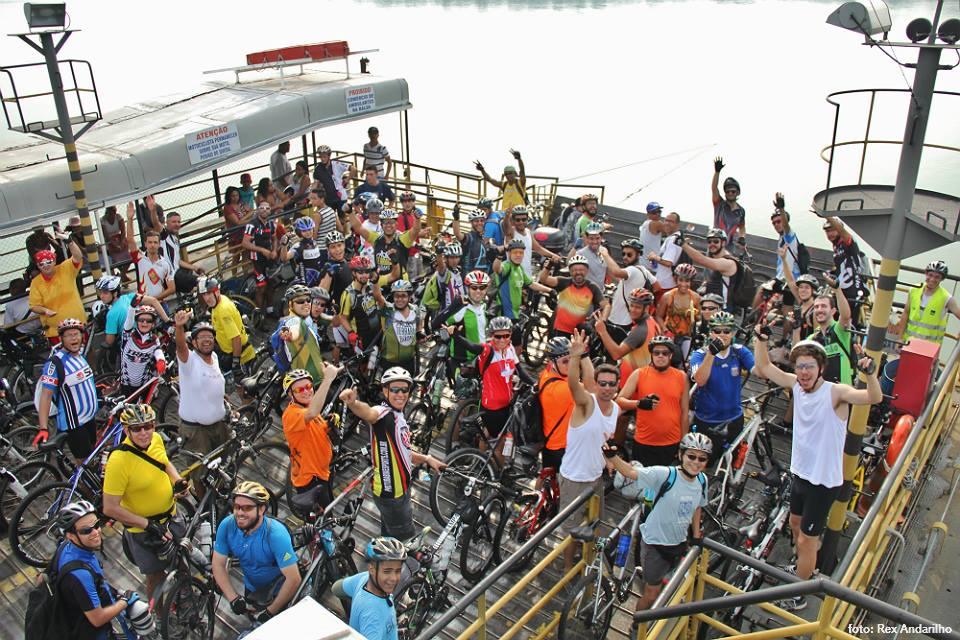 Bike Zona Sul Grajaú Bororé Rex Andarilho