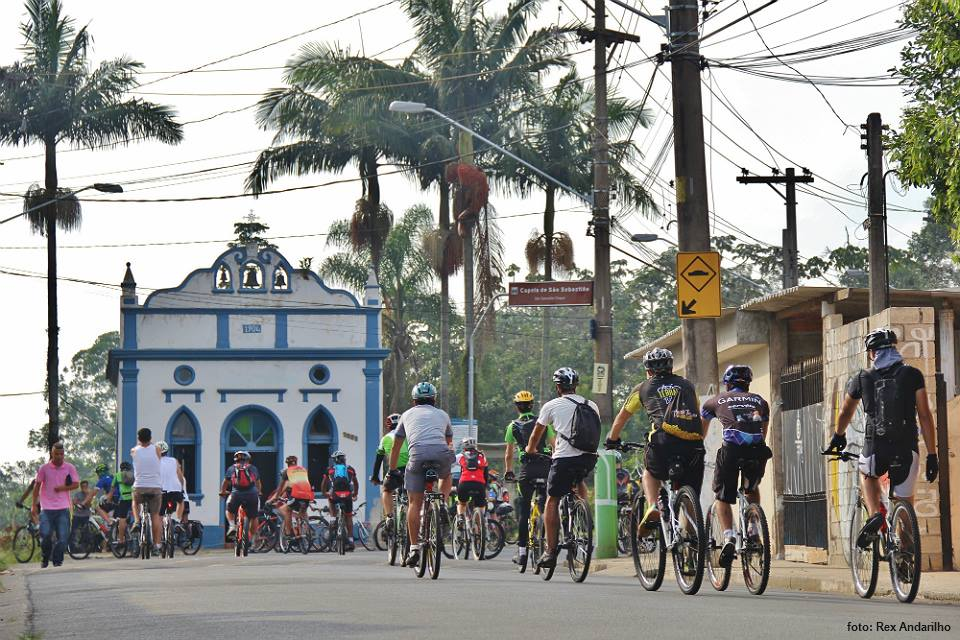 Bike Zona Sul Ilha do Bororé Rex Andarilho