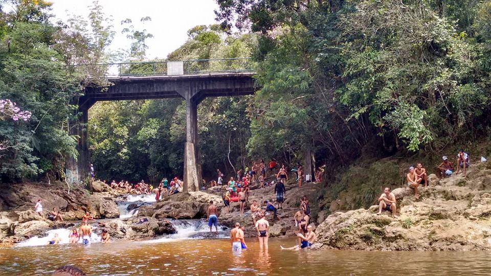 Bike Zona Sul Cachoeira de Marsilac
