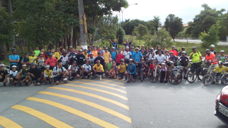 Bike Zona Sul Pedal Especial do Mês Parque das Árvores
