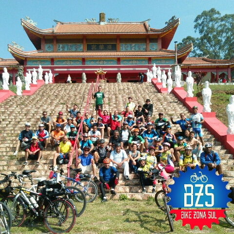 Bike Zona Sul Templo Quan-Inn