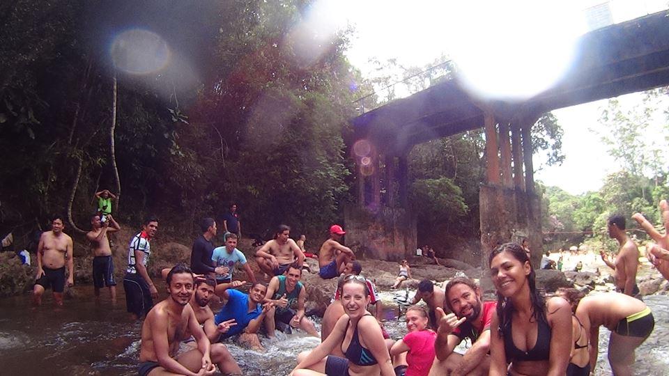 Cachoeira do Marsilac – 22/2/2015