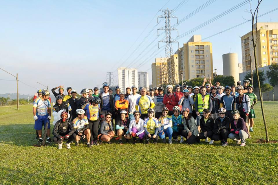 Inauguracao ciclovia Paulista 28 jun
