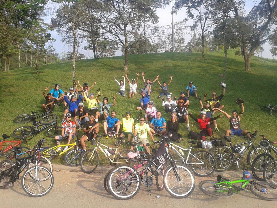 Pedal para o Parque do Carmo e Itaquerão (participação do Bike Zona Leste) – 1/5/2015