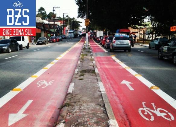 Bike Zona Sul Ciclovia da Lourenço Cabreira