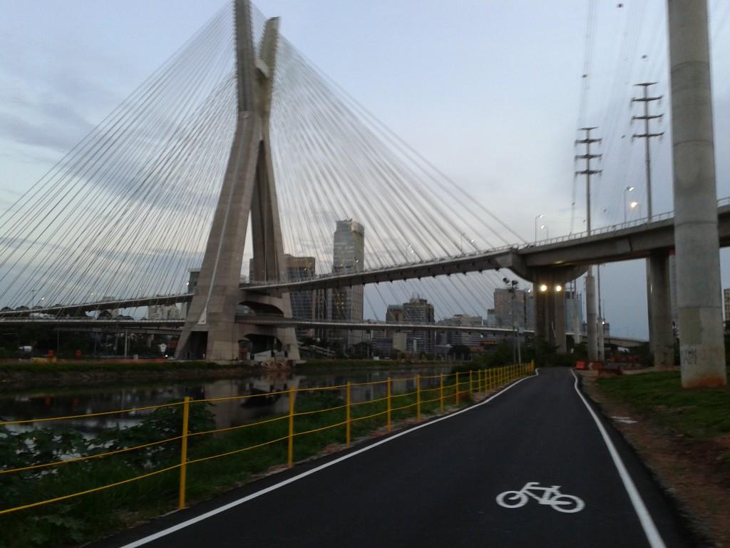Ciclovia da Margem Oeste Bike Zona Sul