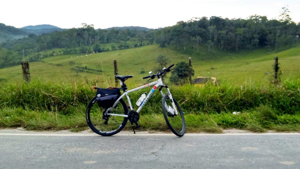 Bike Zona Sul Cicloturismo no Pólo de Parelheiros