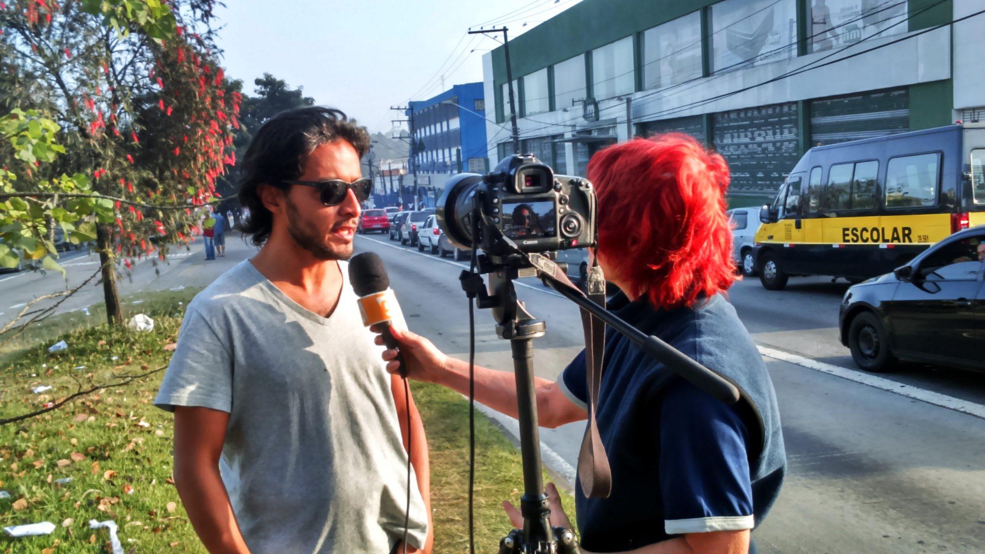 Bike Zona Sul Entrevistas e Comunicação