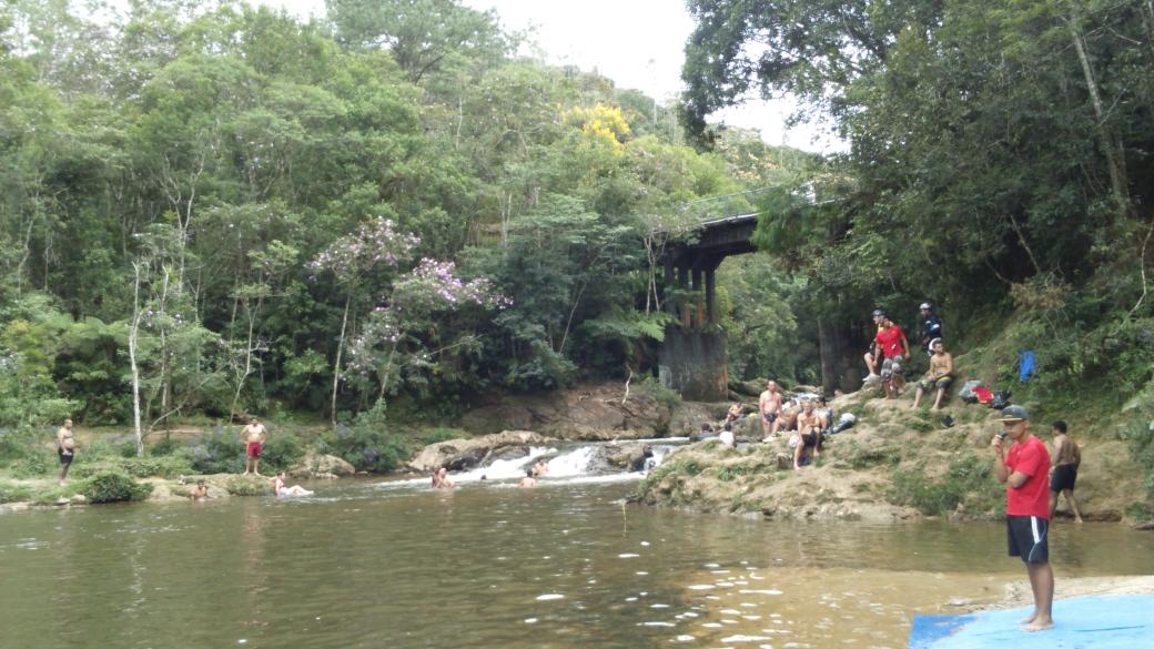 Cachoeira de Marsilac Bike Zona Sul