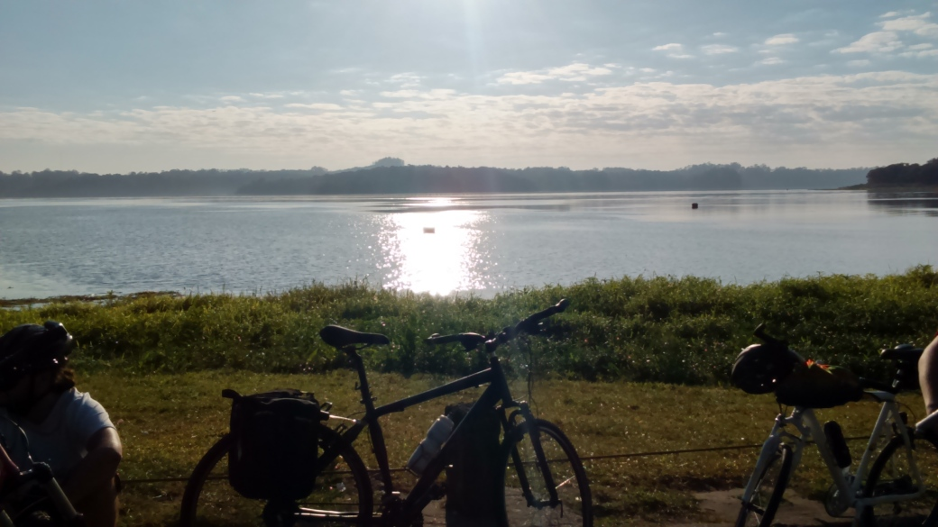 Bike Zona Sul - Represa Billings
