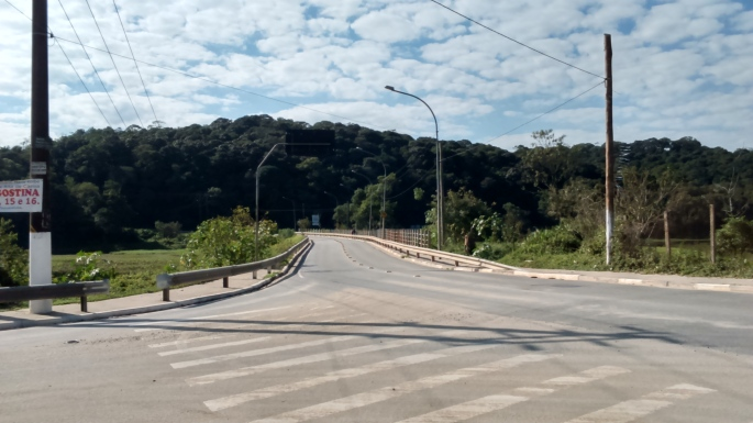 Estrada do Rio Acima Bike Zona Sul