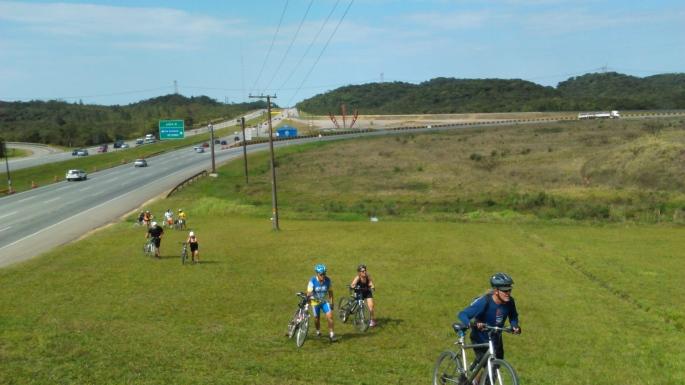 Trevo Imigrantes Bike Zona Sul