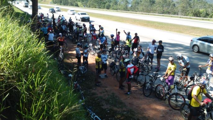 Bike Zona Sul Rodoanel Vale dos Templos