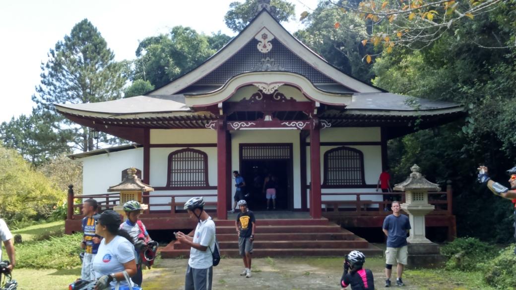Bike Zona Sul - Templo Enkoji