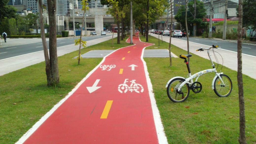 Ciclovia da Berrini Bike Zona Sul