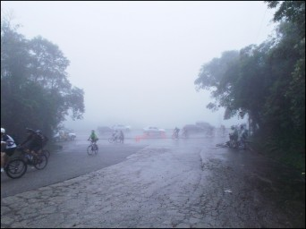 Estrada de Manutenção Bike Zona Sul