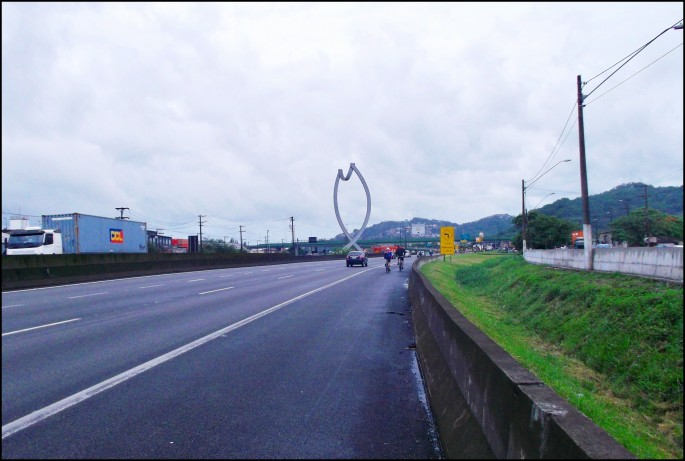 Santos Bike Zona Sul