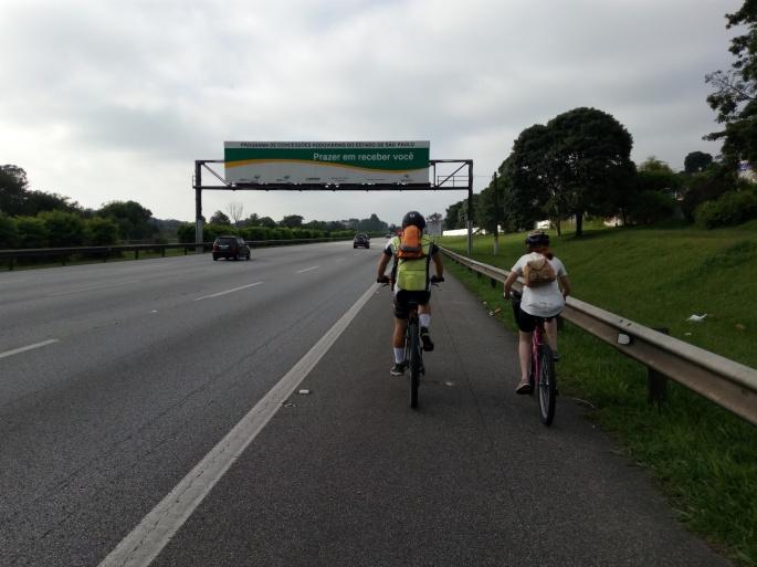 Rodovia dos Imigrantes Bike Zona Sul