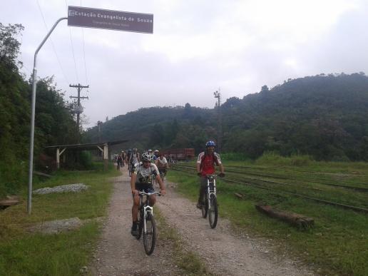 Bike Zona Sul Cachoeira do Jamil