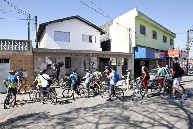 Bike Zona Sul Rota Arte Urbana Ambiental