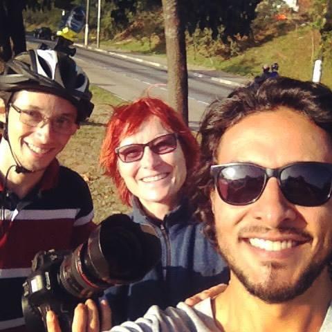 Renata Falzoni Bike é Legal TV Gazeta Bike Zona Sul