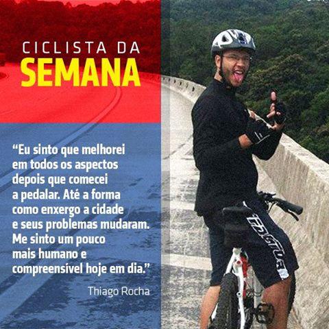 Thiago Rocha Bike Zona Sul