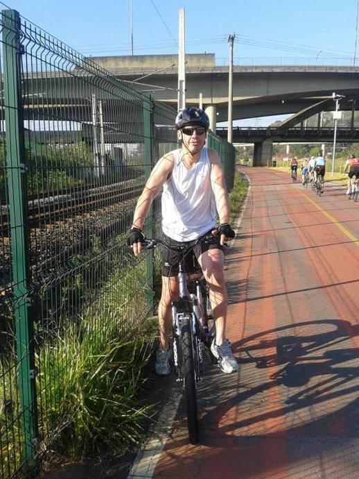 Rubens Barros Bike Zona Sul