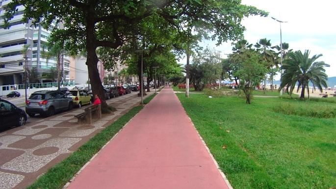 Ciclovia Santos Bike Zona Sul