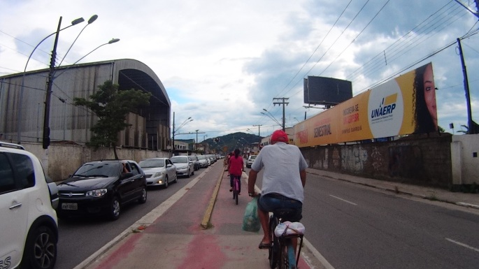 Ciclovia Guarujá Bike Zona Sul