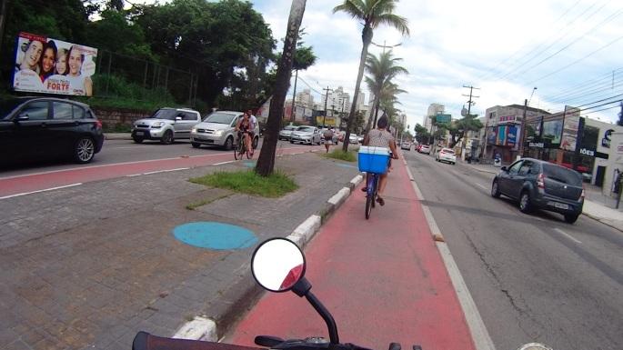 Ciclovia Guarujá Bike Zona Sul