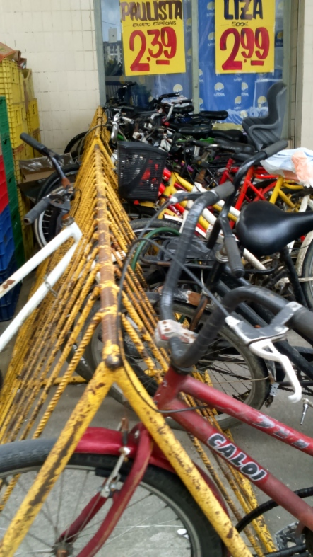 bicicletário guarujá Bike Zona Sul