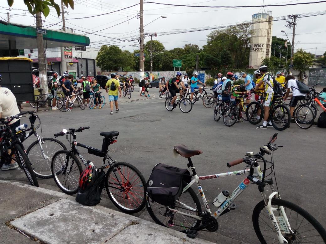 Bike Zona Sul Descida
