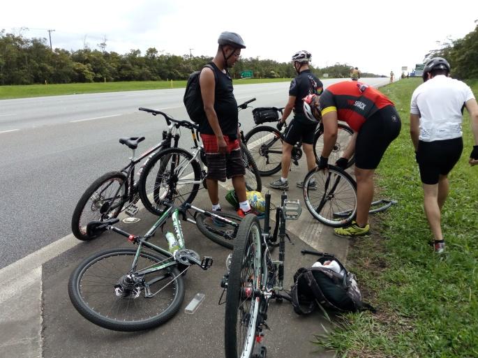 Bike Zona Sul Descida à Santos