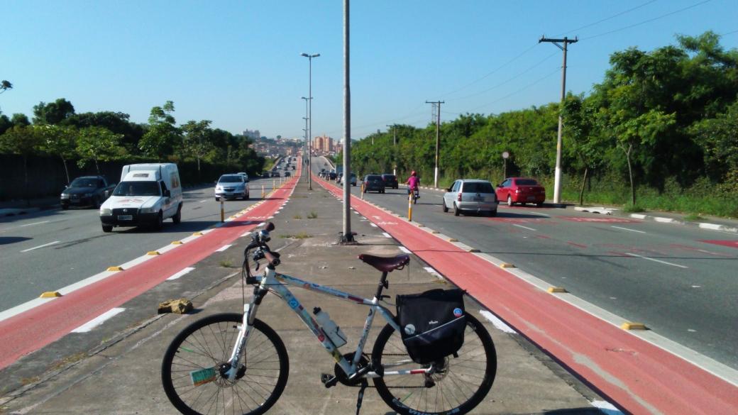 Ciclovia Ponte Vitorino Goulart Bike Zona Sul