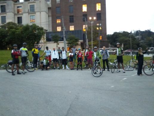 Ciclovia Rio Pinheiros - Bike Zona Sul