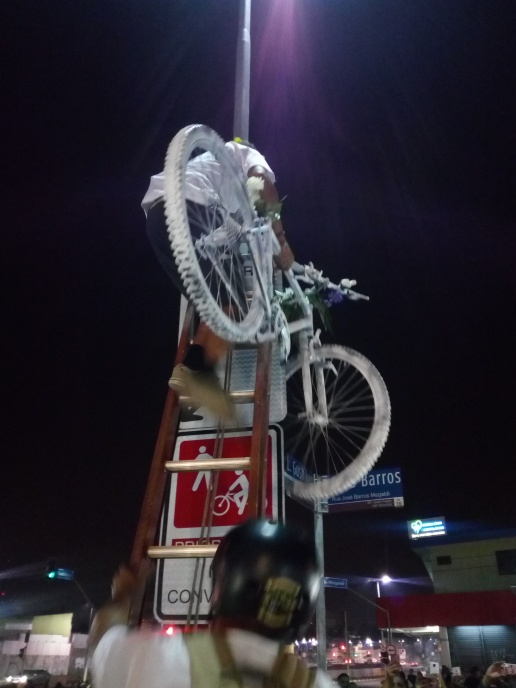 ghost-bike Marcelinho Bike Zona Sul