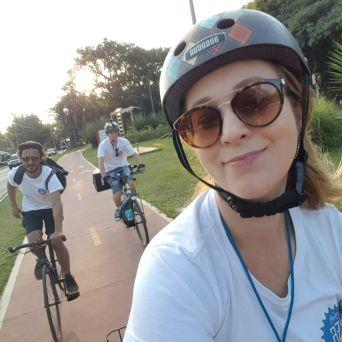 Bike Zona Sul Villa lobos Sesc Interlagos