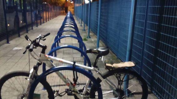 Bicicletário Terminal Santo Amaro Bike Zona Sul