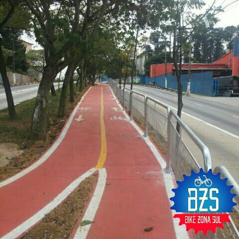 Ciclovia da Teotônio Vilela Bike Zona Sul