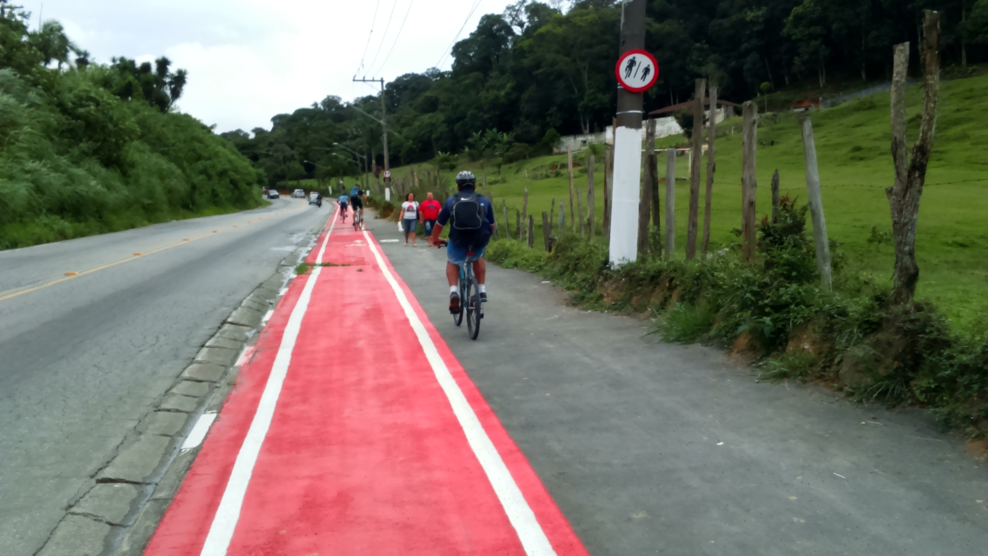 Ciclovia de Marsilac Bike Zona Sul